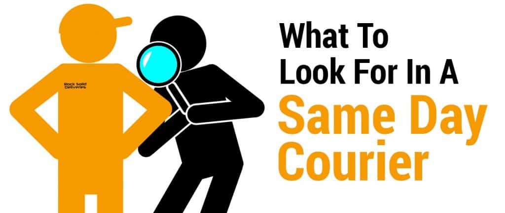 What to Look For in a Same Day Courier