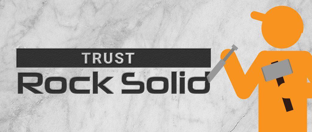 Trust Rock Solid
