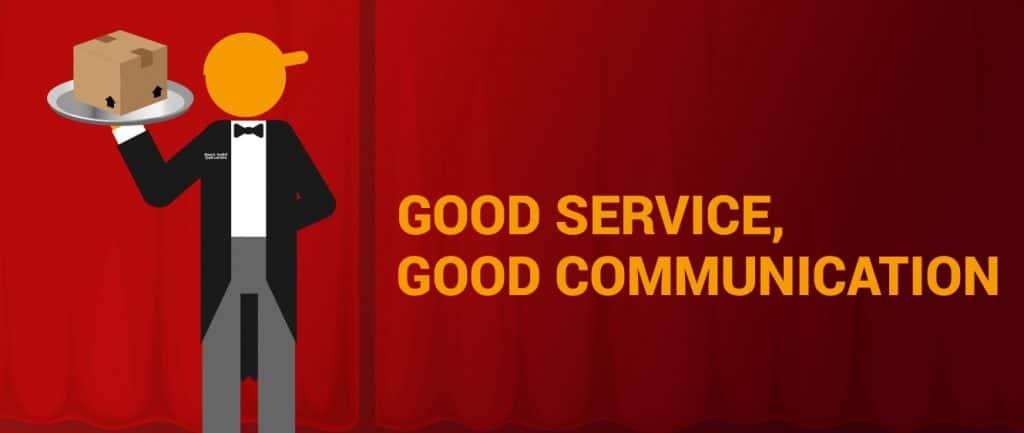 Good Service, Good Communication