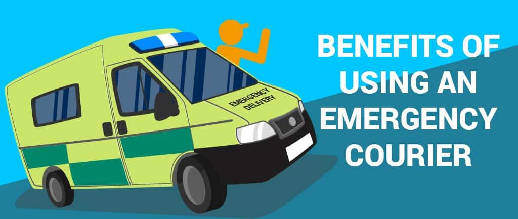 Benefits Of Using An Emergency Courier