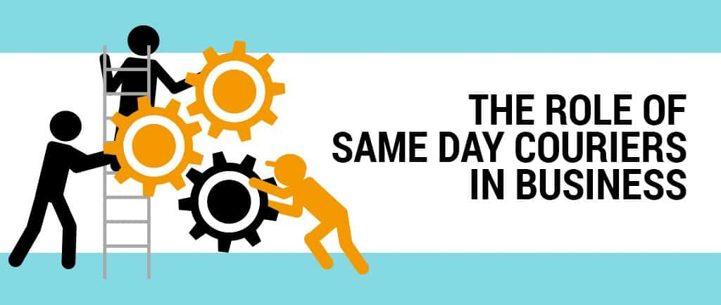 The Role of Same Day Couriers in Business