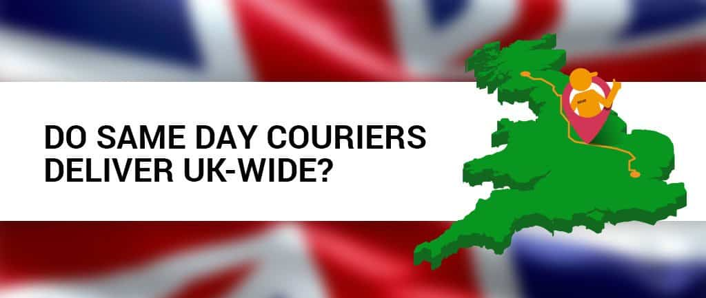 Do Same Day Couriers Deliver UK-Wide?